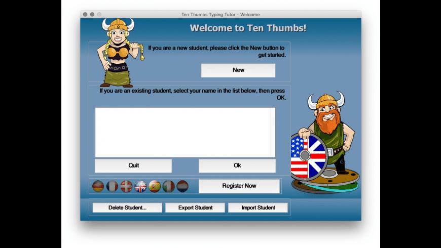 Ten Thumbs for Mac - review, screenshots