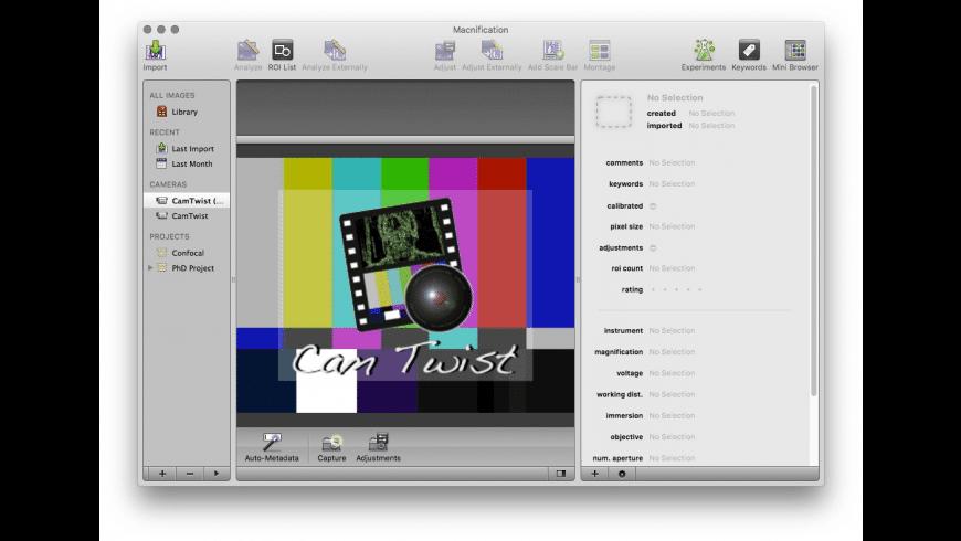 Macnification for Mac - review, screenshots