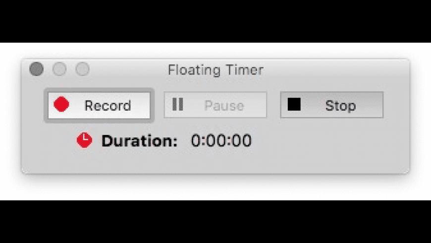 Work-Timer for Mac - review, screenshots