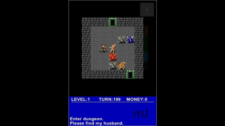 2 Minutes RPG for Mac - review, screenshots