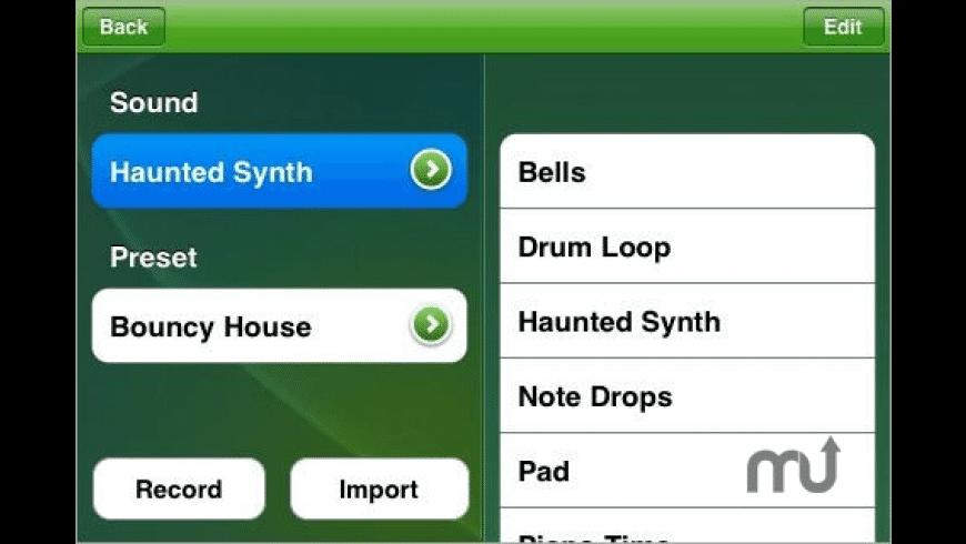 Sound Warp for Mac - review, screenshots