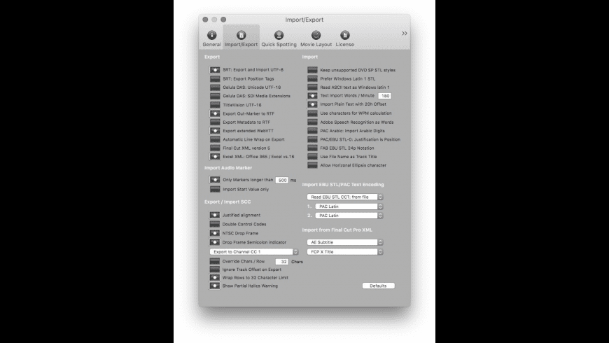 Annotation Edit for Mac - review, screenshots