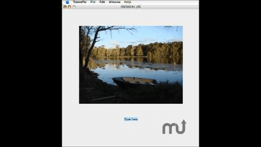 TextnPic for Mac - review, screenshots