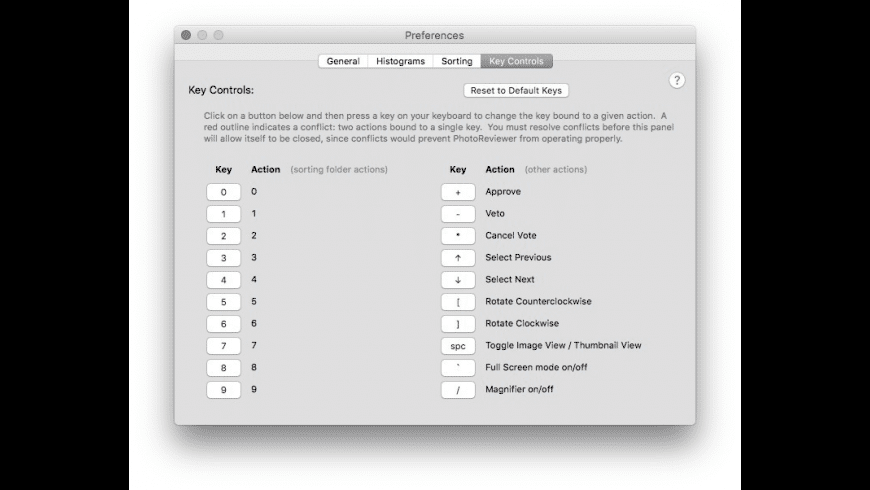 PhotoReviewer for Mac - review, screenshots