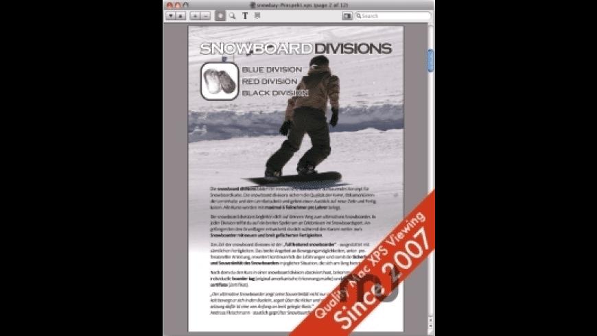 NiXPS View for Mac - review, screenshots