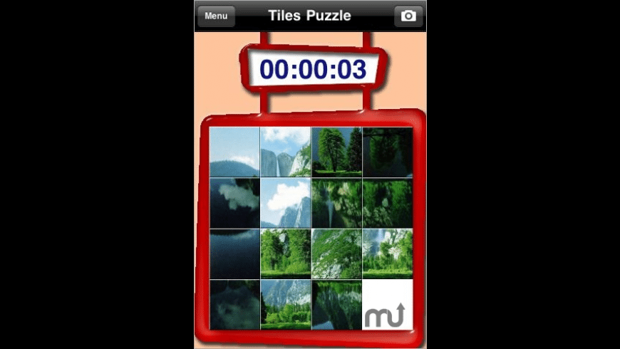 Tiles Puzzle for Mac - review, screenshots