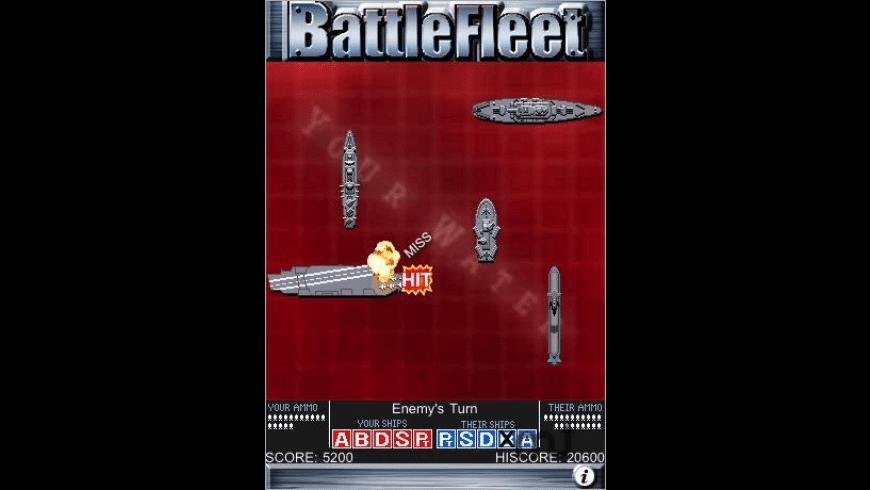 BattleFleet Embedded for Mac - review, screenshots