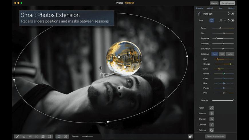 Picktorial for Mac - review, screenshots