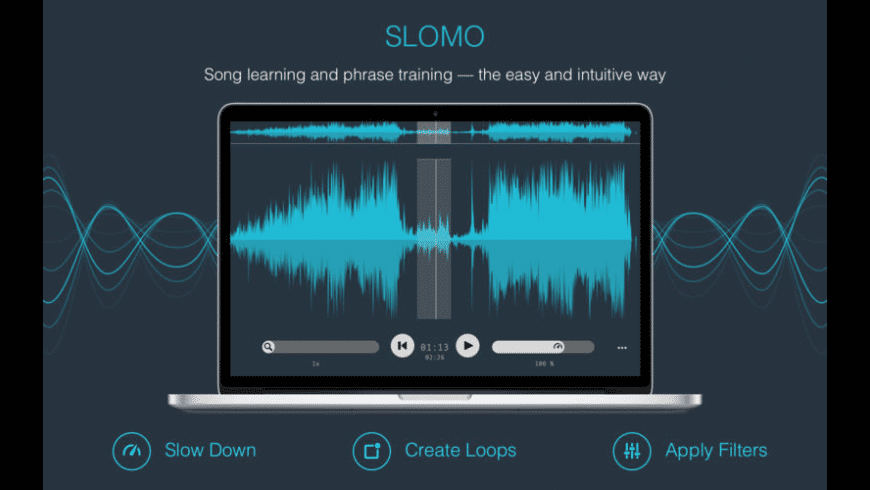 Slomo for Mac - review, screenshots