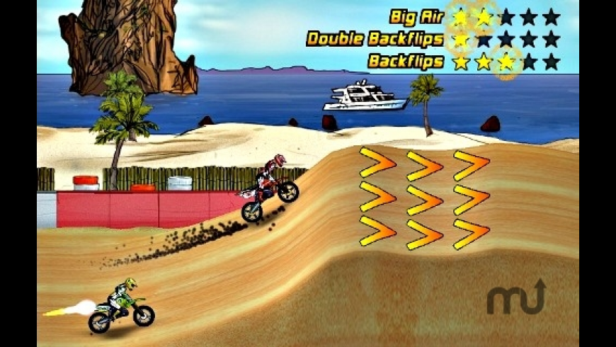 Mad Skills Motocross for Mac - review, screenshots