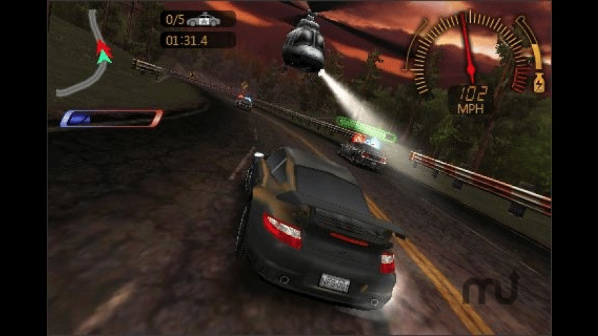 Need for Speed Undercover for Mac - review, screenshots