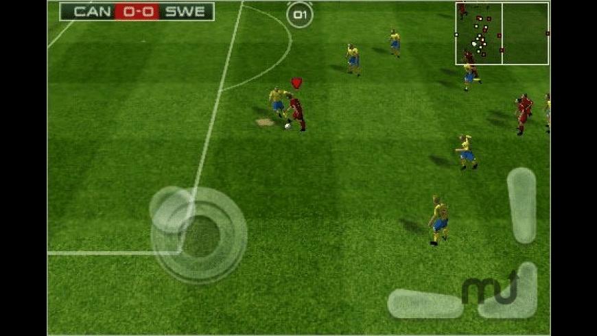 X2 Football for Mac - review, screenshots