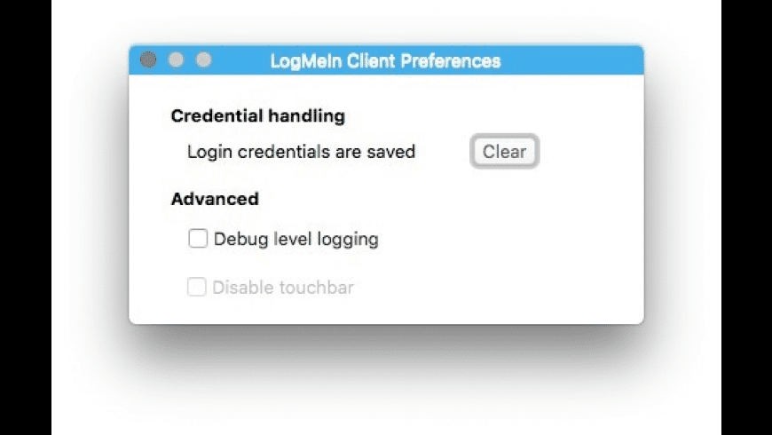 LogMeIn Pro for Mac - review, screenshots