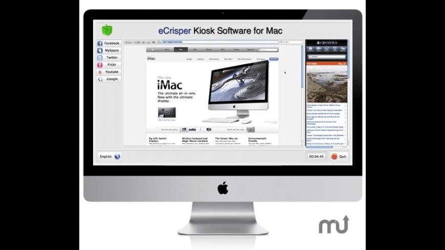 eCrisper for Mac - review, screenshots