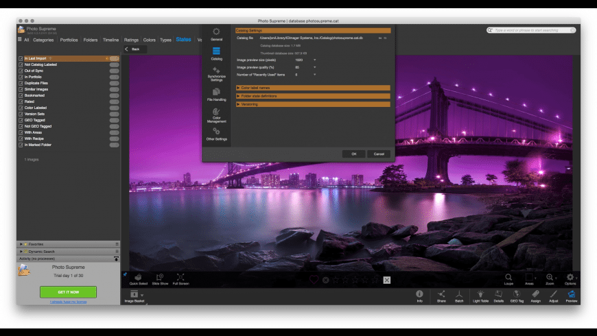 Photo Supreme for Mac - review, screenshots