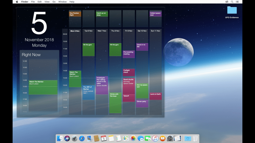Blotter for Mac - review, screenshots