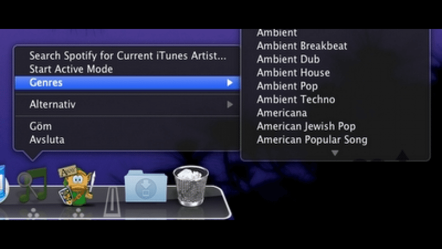 Spotifinder for Mac - review, screenshots