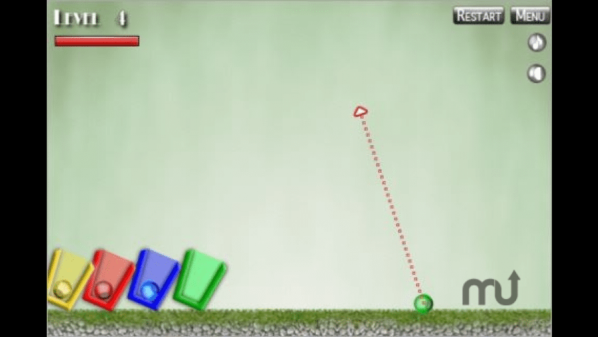 Bucketball ! for Mac - review, screenshots