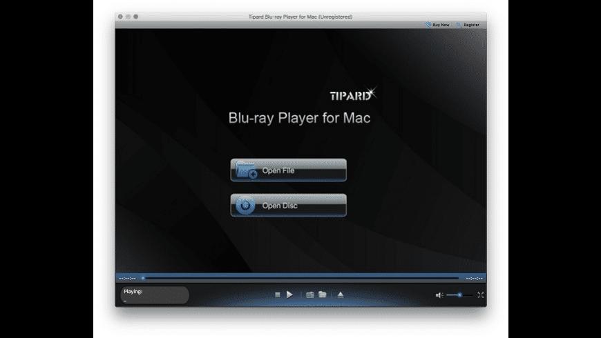 Tipard Blu-ray Player for Mac - review, screenshots