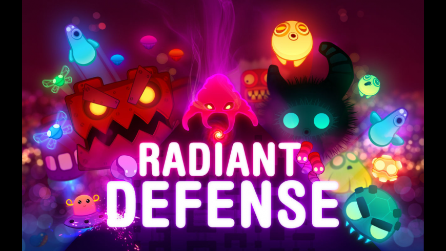 Radiant Defense for Mac - review, screenshots