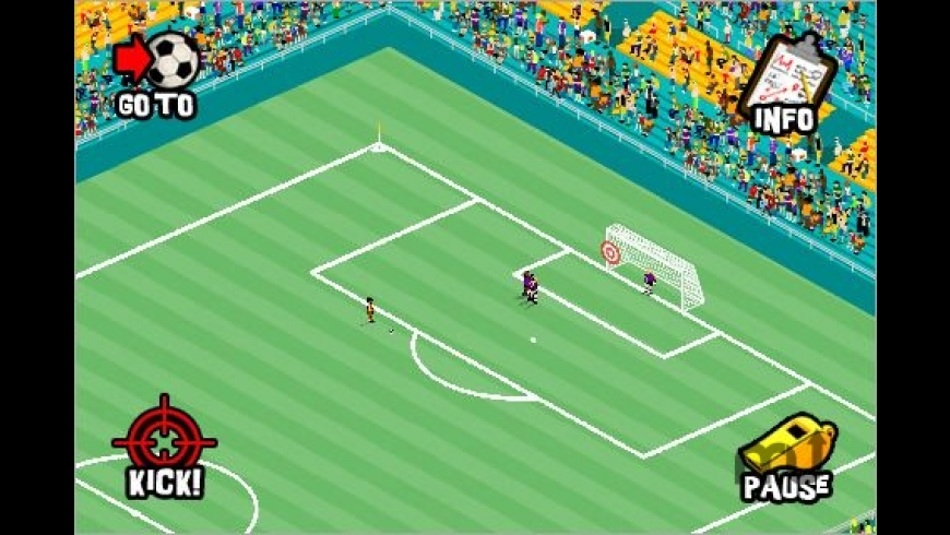 Brazooka Soccer for Mac - review, screenshots