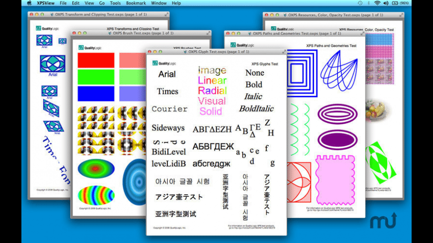 XPSView for Mac - review, screenshots