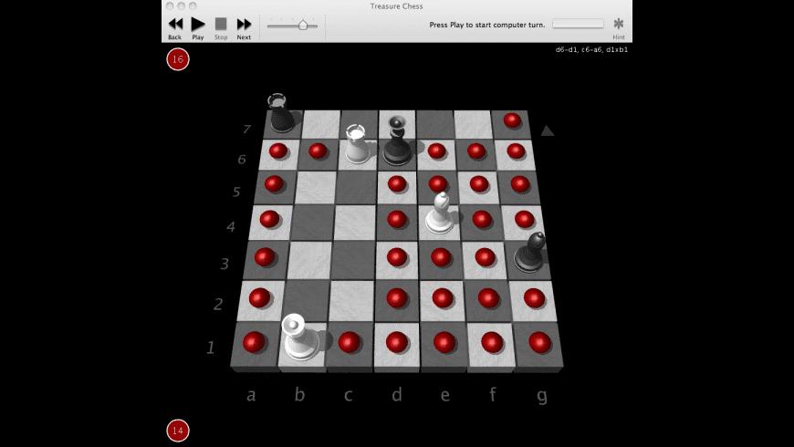 Treasure Chess for Mac - review, screenshots