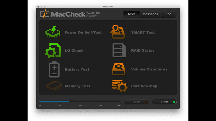 MacCheck for Mac - review, screenshots