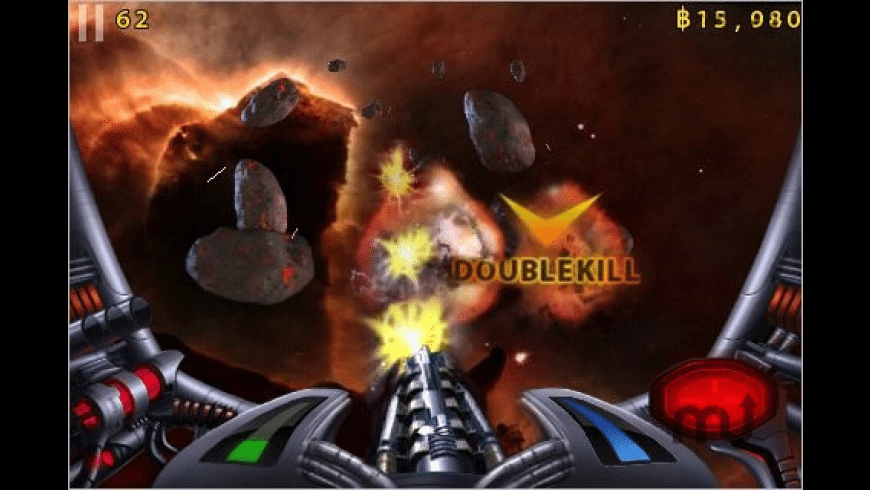 Cosmobomber for Mac - review, screenshots