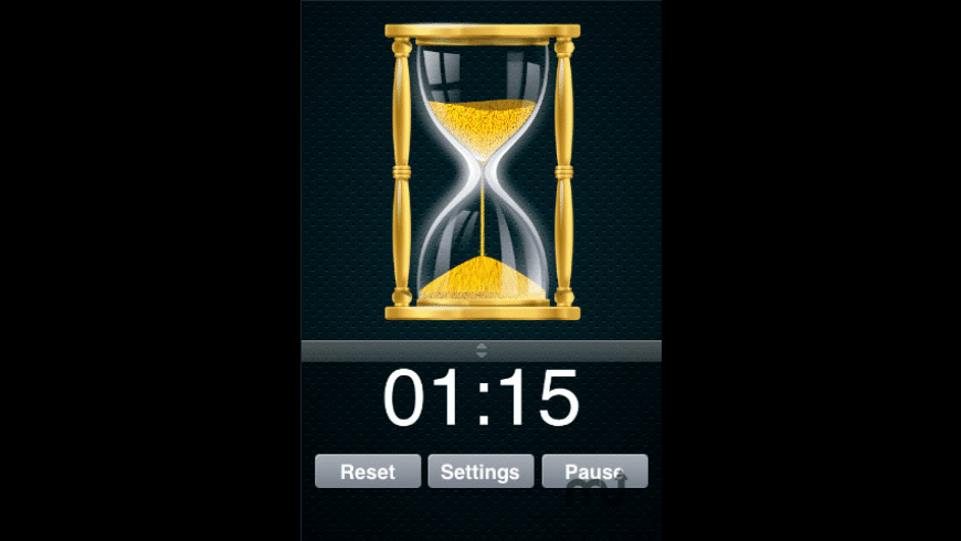 Hourglass Timer for Mac - review, screenshots