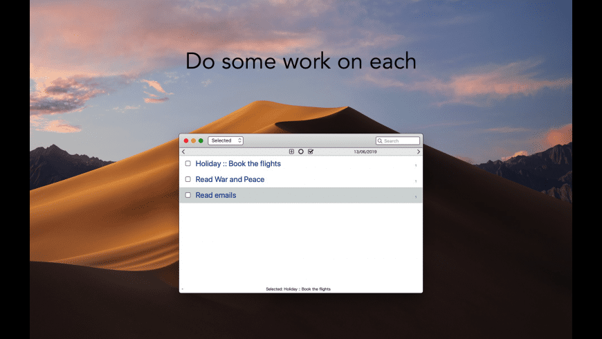 Dalo for Mac - review, screenshots
