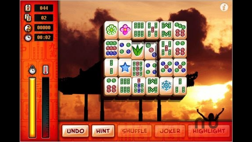 Mr. Mahjong touch for Mac - review, screenshots