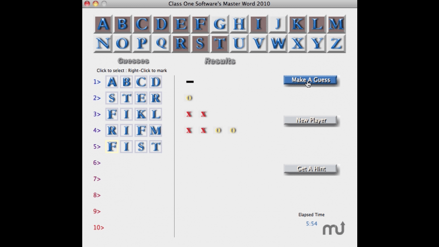 Master Word for Mac - review, screenshots