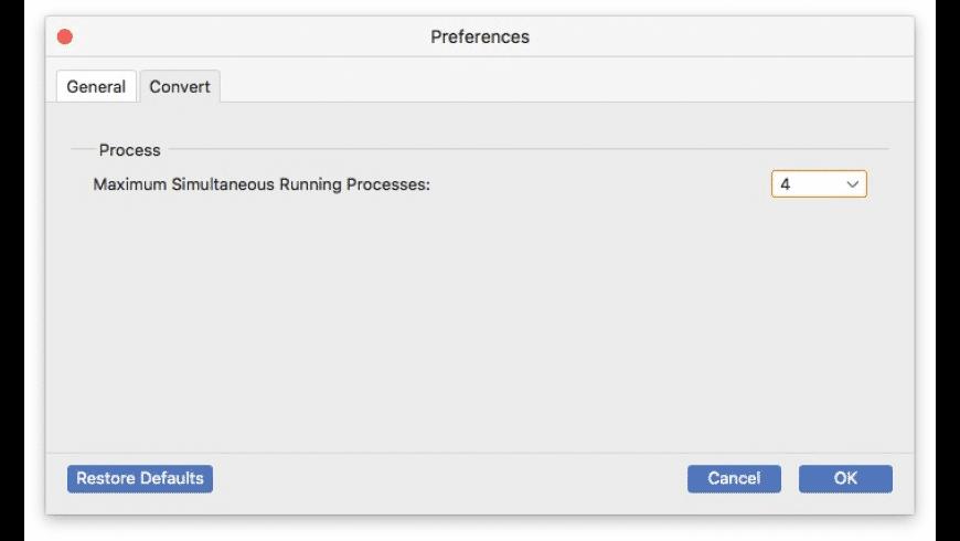 AnyMP4 Video Converter for Mac - review, screenshots