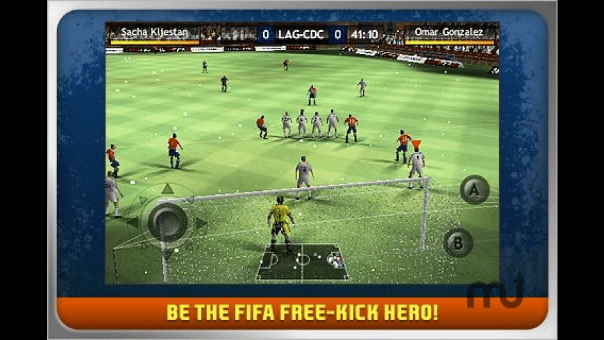 FIFA 10 by EA SPORTS for Mac - review, screenshots