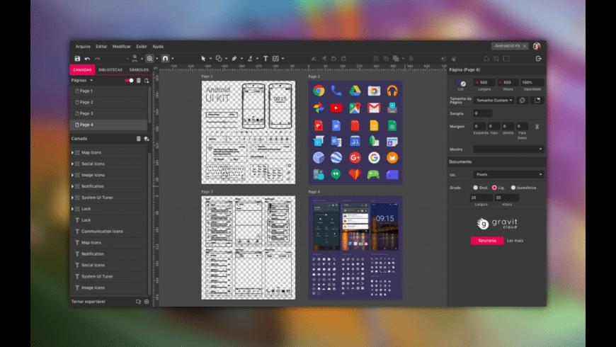 Gravit Designer for Mac - review, screenshots