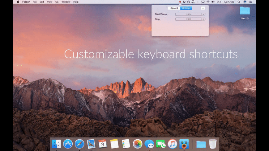 Voicey for Mac - review, screenshots