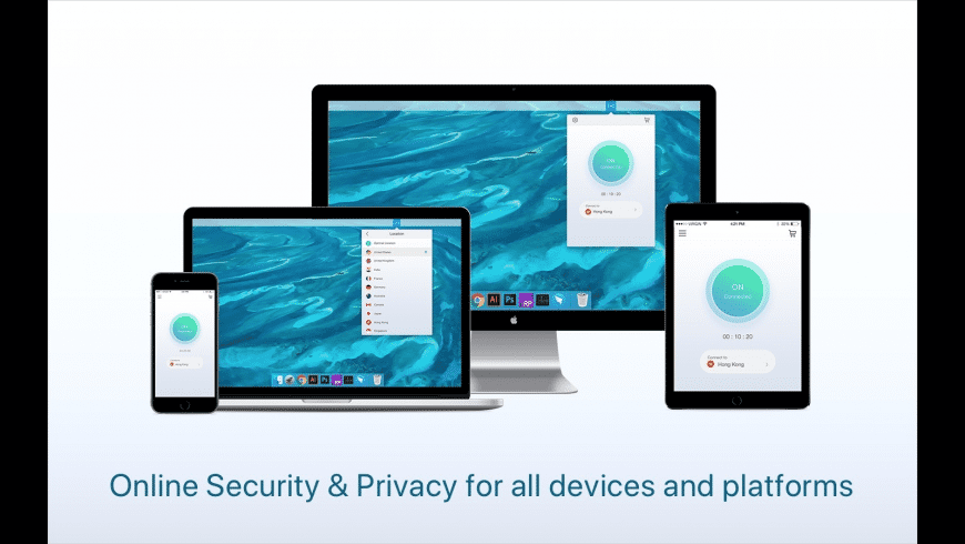 Best VPN for Mac - review, screenshots