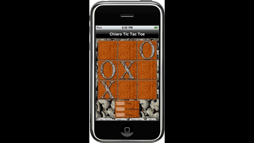 Chiaro Tic Tac Toe for Mac - review, screenshots