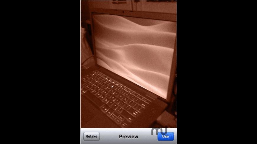 Antique Camera for Mac - review, screenshots