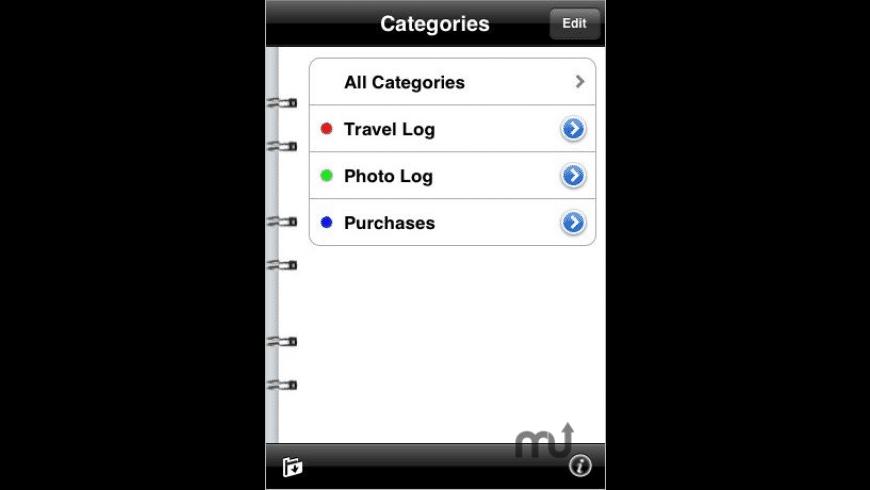 EveLog for Mac - review, screenshots