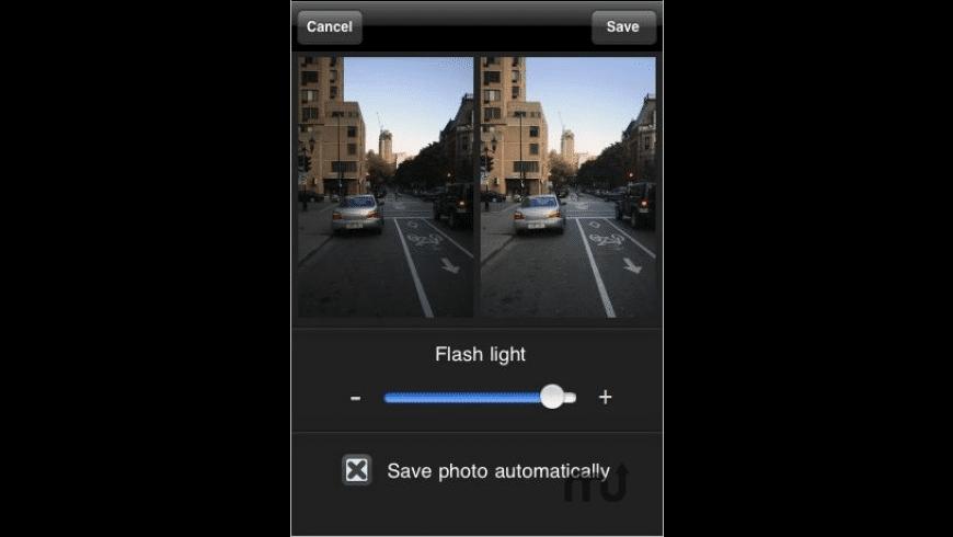 FlashCam for Mac - review, screenshots