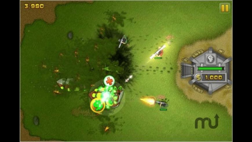 Boom Brigade for Mac - review, screenshots