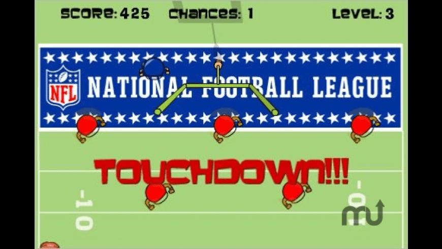 NFL Rush Zone for Mac - review, screenshots