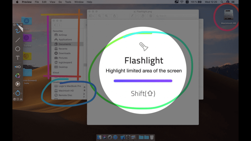 ScreenBrush for Mac - review, screenshots