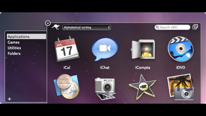 Jump4Tiger for Mac - review, screenshots