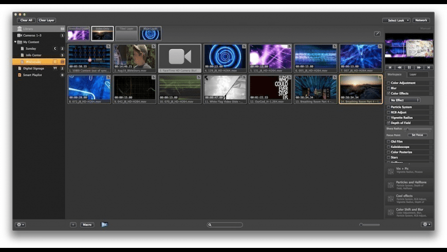 ProVideoPlayer for Mac - review, screenshots