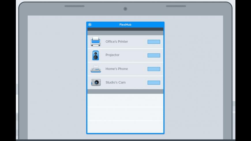 FlexiHub for Mac - review, screenshots