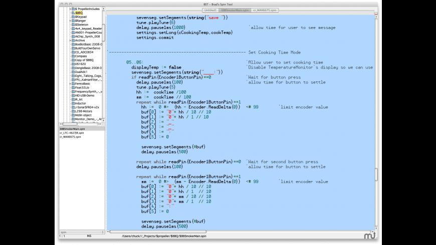 Brad\'s Serial Tool for Mac - review, screenshots