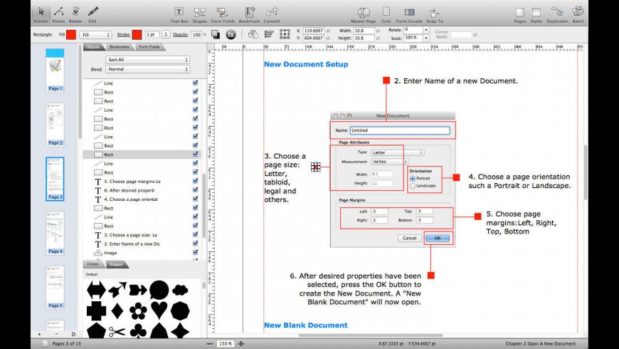 Dru for Mac - review, screenshots